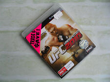 UFC UNDISPUTED 2010 -  PLAYSTATION 3 - PS3 - Blu-ray Disc