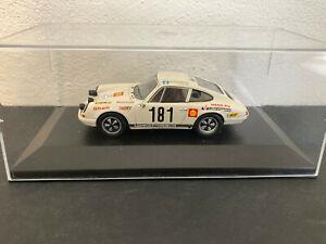 1/43 Porsche 911R Tour de France auto 69 #181 Larrousse/Gelin résine boite neuve