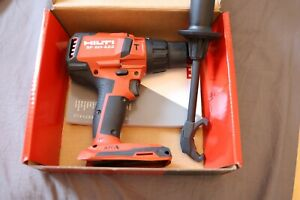 New Hilti SF 6H-A22 Cordless Hammer Drill Body Only - Most powerful in Class