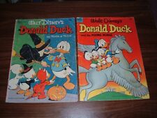 Donald Duck 26-138 plus several others-total of 70 comic books