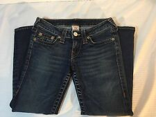 Women's True Religion Jeans Sz 27 x 24 inch Inseam  M27