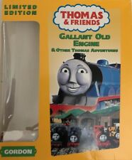 Thomas & Friends Gallant Old Engine VHS 1994 W LIMITED EDITION BOX-No Toy-RARE