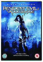 Resident Evil - Apocalypse [DVD] [2004], DVDs