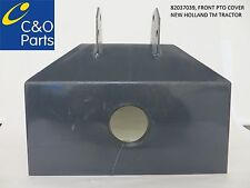 82037039, FRONT PTO COVER, NEW HOLLAND & CASE TRACTOR,