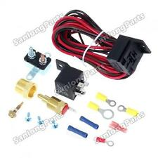 185 to 175 Degree Electric Fan Relay Wiring 1930 32 34 47 48 For Ford Chevy