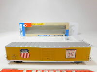 AQ792-1# Walthers H0/DC 932-35511 US-/USA-Box Car U.P. 960133 Kadee, NEUW+OVP