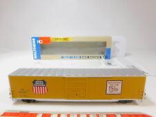AQ792-1# Walthers H0/DC 932-35511 US-/USA-Box Car U.P. 960133 Kadee, NEUW+OVP