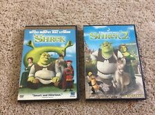 Shrek & Shrek 2 Dvd (2 Disc Special Edition) widescreen