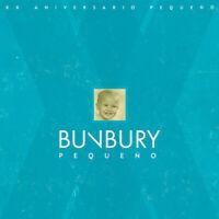 PEQUEÑO-XX ANIVERSARIO-BOX 5 CD-BUNBURY 28/11-HEROES DEL SILENCIO