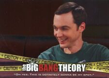 THE BIG BANG THEORY SEASONS 3 & 4 ELEVATOR CHASE CARD #E-06
