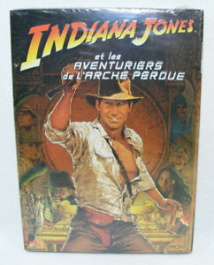 DVD NEUF Indiana Jones et les Aventuriers de l'Arche Perdue 2008 Lucas Paramount