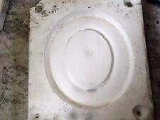 "8"" OVAL PICTURE FRAME, Slip Casting Ceramic Mold"