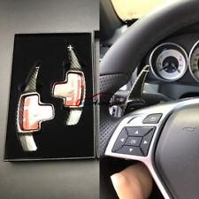 Carbon For Benz CLA GLA ML GL CLS C117 X156 W166 X166 W218 Paddle Extend Shifter