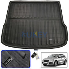 For AUDI Q5 SQ5 8R 2008-2017 Rear Trunk Tray Cargo Liner Mat Boot Floor Carpet