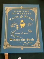 New listing Easton Press- Complete Stories and Poems of Winnie The Pooh, A.A. Milne