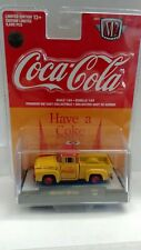 "M2 Machines Coca Cola ""Chase"" 1956 Ford F100 MOC"