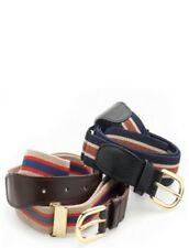 Cinturones de hombre de piel de talla única
