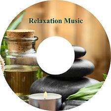 Relaxation Music 3 Tracks on 1 CD Massage Spa Healing Stress Relief Deep Sleep