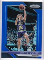 2018-19 Panini Prizm Basketball #/199 #185 John Stockton Utah Jazz John