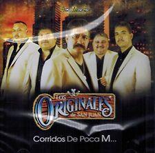 Los Originales de San Juan Corridos De Poca M CD New Nuevo