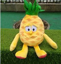 New PINEAPPLE GOODNESS GANG Stuffed Plush Doll Toy