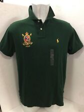 Polo RALPH LAUREN Small Pony M2 Homme à Manches Courtes Polo-Shirt, custom fit Grand