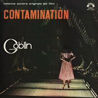 LP ITALIAN PROG 1980  Goblin – Contamination Label: Cinevox – MDF 33.142  OST