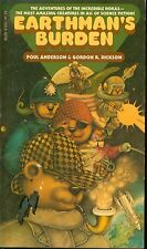EARTHMAN'S BURDEN  by Poul Anderson & Gordon R. Dickson