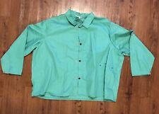 Steiner Industries Welding Jacket Green 4Xl Excellent Condition Work Jacket Weld