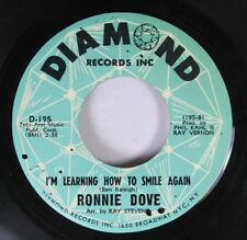 50'S/60'S 45 Ronnie Dove - I'M Learning How To Smile Again / When Liking Turns T