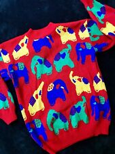 Vintage Used One Step Up Sweater Womens Size Small