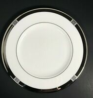 LENOX JEWEL PLATINUM CLASSICS COLLECTIONFINE BONE CHINA SET OF 3 PLATES 9 3/8""