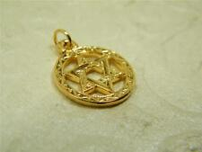 Magen David Pendant Star of David Judaica Israel Art Jewelry Jewish Necklace