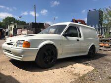 ford escort rs turbo van