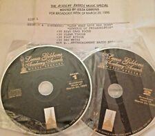 RADIO SHOW:ACADEMY AWARDS w/LEEZA GIBBONS 3/20/95 SPRINGSTEEN,PATTY SMYTH,BERLIN