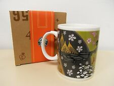 New in Box Starbucks Kanazawa old version Limited Mug Cup Japan F/S