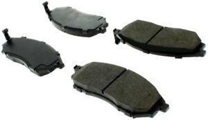 Disc Brake Pad Set-Base, Sedan Front Centric 106.08880