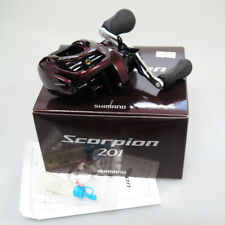 SHIMANO Scorpion 201 Left Reel Curado Fedex 2days shipping to Us