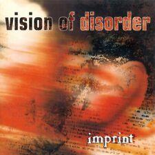 Vision Of Disorder - Imprint vinyl LP NEW/SEALED