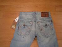 NWT Men's TRUE RELIGION   Jeans ( Retail $328.00 )