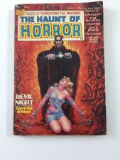 1973 The Haunt Of Horror Vol. 1 No. 2 - Tales Of Terror And The Macabre - Marvel