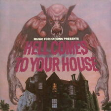 """12"""" Music For Nations Presents Hell Comes To Your House (Manowar, Metallica)"""