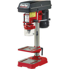 Clarke Cdp5rb 5 Speed Bench Mounted Pillar Drill Red