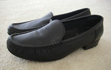Jenny By Ara Atlanta Ladies Classic Moccasin Loafer Slip On Shoes  $175   8 W