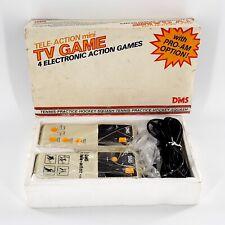 Vintage Tele-Action Mini TV Video Game New Open Box