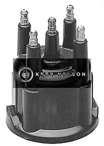 Distributor Cap fits VAUXHALL NOVA 1.4 1.6 Kerr Nelson 1211000 90350765 1211268