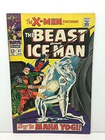 X-Men #47 Silver Age Comic Books! Marvel Beautiful High-Grade White Pages