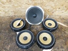 2009 2010 2011 Jaguar XF 4 Door Speakers + Woofer OEM