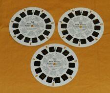 vintage THE MOD SQUAD VIEW-MASTER REELS (3-reel set only)