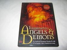 Illuminating Angels and Demons - VGC - DVD - Region 4